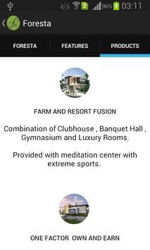 Foresta Luxury Farm Resort apk screenshot