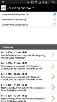 Kennisdag2014 apk screenshot