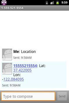 Sms Remote apk screenshot