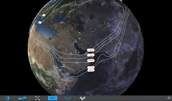 Eutelsat Coverage Zone apk screenshot