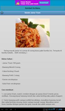 Kumpulan Resep Makanan Jamur apk screenshot