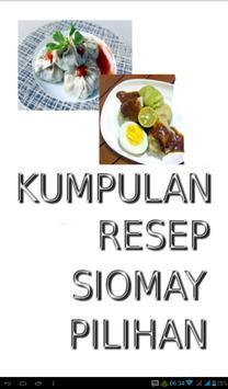 Kumpulan Resep Siomay Pilihan poster