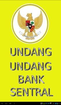 Undang-Undang Bank Sentral poster