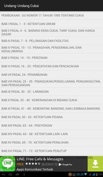 Undang-Undang Cukai apk screenshot