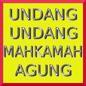 Undang-Undang Mahkamah Agung icon