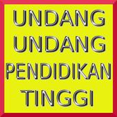Undang2 Pendidikan Tinggi icon