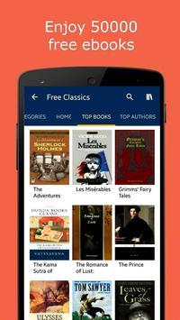 50000 Free eBooks & AudioBooks poster