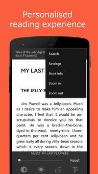 50000 Free eBooks & AudioBooks apk screenshot