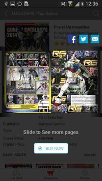 Burapat Comics apk screenshot