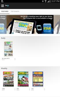 buqo - Pinoy Digital Bookstore apk screenshot