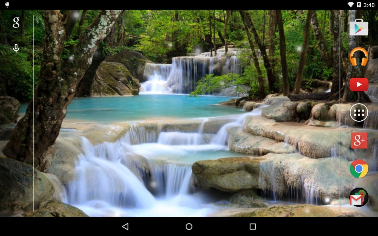 Waterfall Live Wallpaper APK Download - Free ...