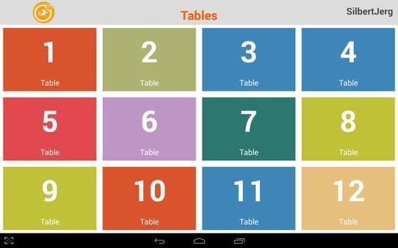 Waiter app or restaurant app apk screenshot