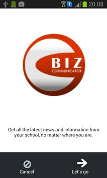 Business Communicator &Tracker apk screenshot
