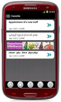 Multilingual Communicator basi apk screenshot