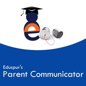 Eduspur's Parent Communicator icon