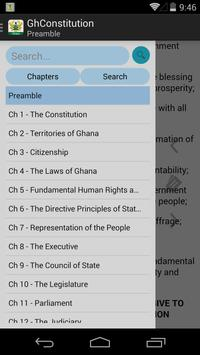 GhConstitution apk screenshot