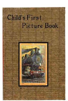 Child's First Picture B poster