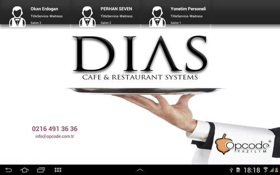Dias Pos Yönetim poster