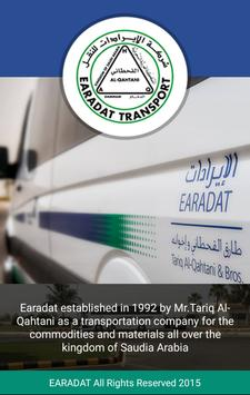 Earadat Bus Scheduling poster