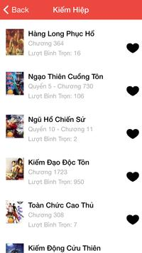 Truyện App apk screenshot