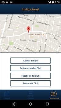 Club de Ejecutivos apk screenshot