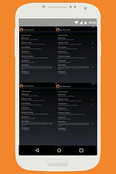 Free OpenVPN Connect Tips apk screenshot