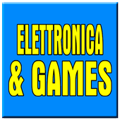 Electronics and Games icon
