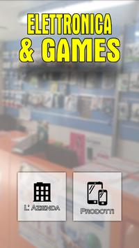 Electronics and Games poster