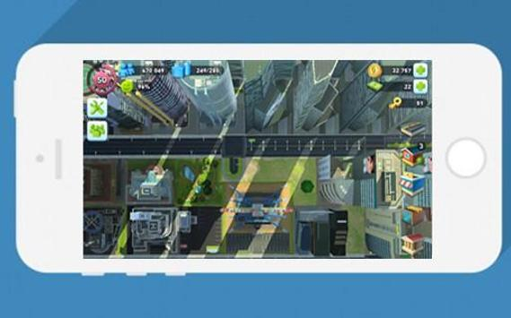 Free Guide For SimCity BuildIt poster