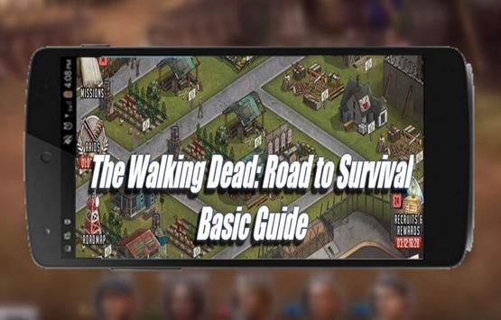 Free Guide Road to Survival poster