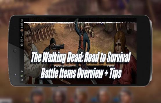 Free Guide Road to Survival apk screenshot