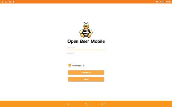 Open Bee Mobile apk screenshot