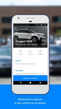 OpenFleet - Autopartage apk screenshot