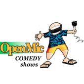 Open Mic Comedy Show icon