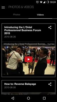 L'Oréal Pro Business Forum apk screenshot