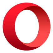 Opera browser - news & search icon