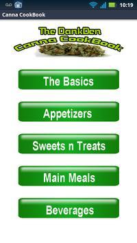 Cannabis Cookbook Lite poster