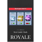 Best Guide Clash Royale icon