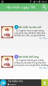 Văn Khấn 2016 apk screenshot