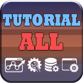 All tutorial for programmer icon