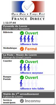 France Direct poster