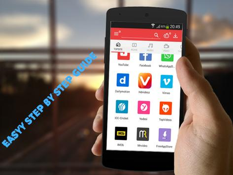 Guide to VIDMΑTE Download Free apk screenshot