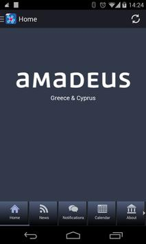 Amadeus GR & CY poster