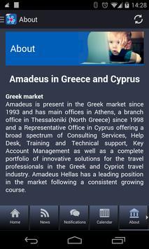 Amadeus GR & CY apk screenshot