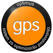 optimus GPS icon