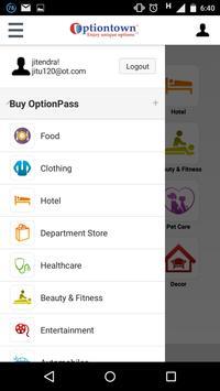 OptionPass apk screenshot