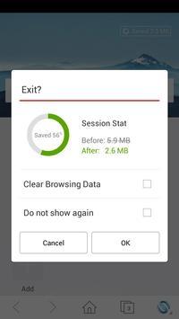 Opus Browser apk screenshot