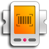 Code scanning app icon