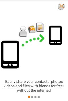 Contact Share+ poster
