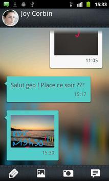 Paperplane apk screenshot